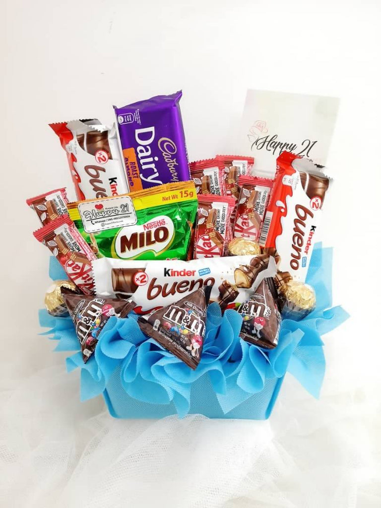 Mix Chocolate Arrangement