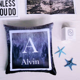 Personalised Ombre Cushion (Pre-order 15 to 25 working days)
