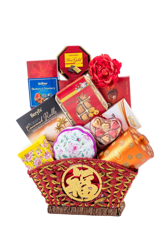 Famous Amos Chinese New Year 2019 Hamper C19-07