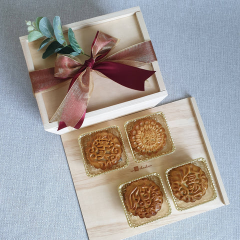 MOONCAKE FESTIVAL GIFT SET 24 (Nationwide Delivery)