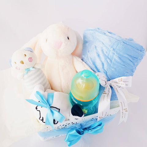 Adorable Baby Gift Basket