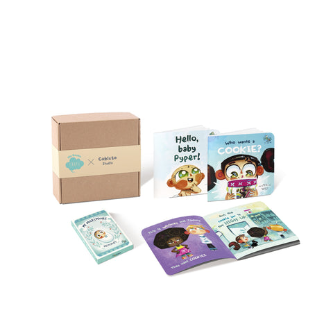 ME Books Crate (Basic) – by Cubicto Studio