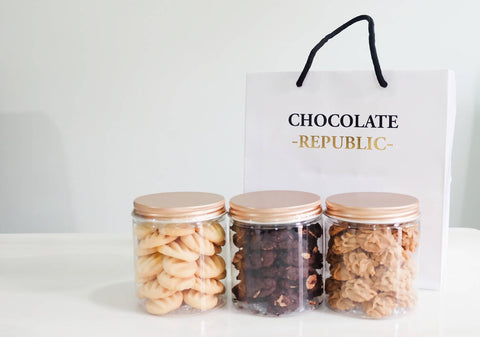 Chocolate Republic Cookies Gift Set