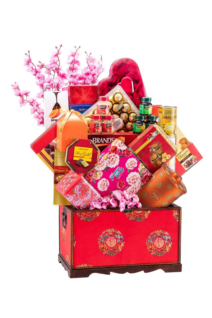 Famous Amos Chinese New Year 2019 Hamper C19-01