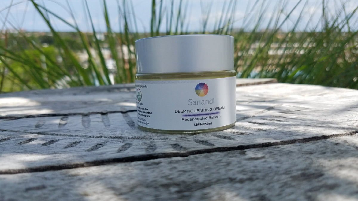 Deep Nourishing Cream—Regenerating Balsam
