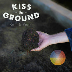 Kiss the Ground Takeover!