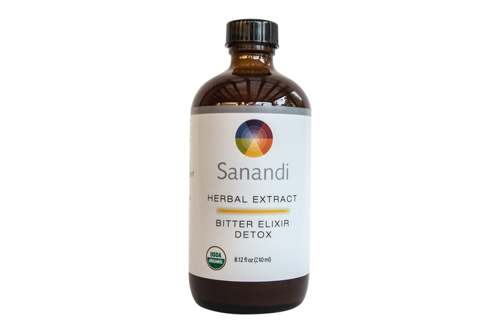 Herbal Extract Bitter Elixir Detox - Sanandi.com