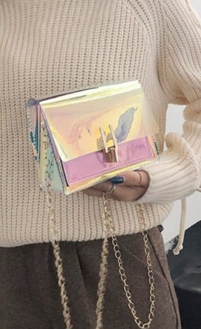 Yazmin Crossbody Bag | Iridescent