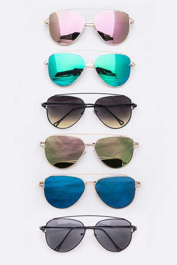 Classic Look Sunglasses