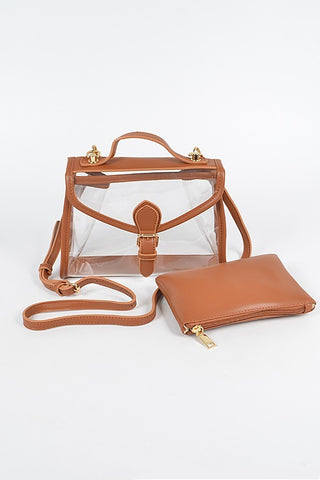 Free and Clear Crossbody Bag | Tan