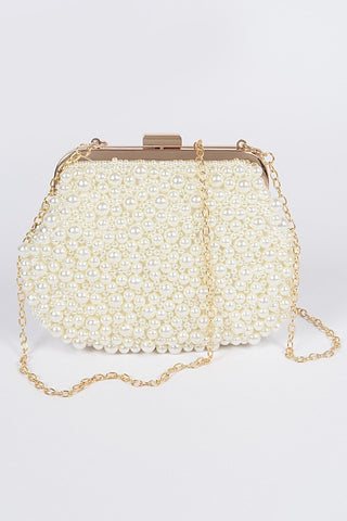 Pearl Dreams Clutch