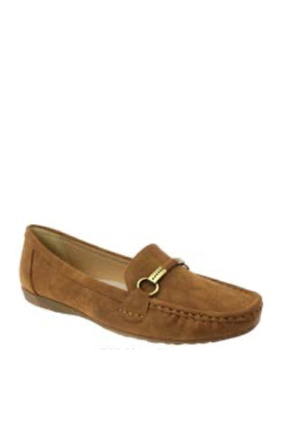 Long Day Moccasin Flats | Tan
