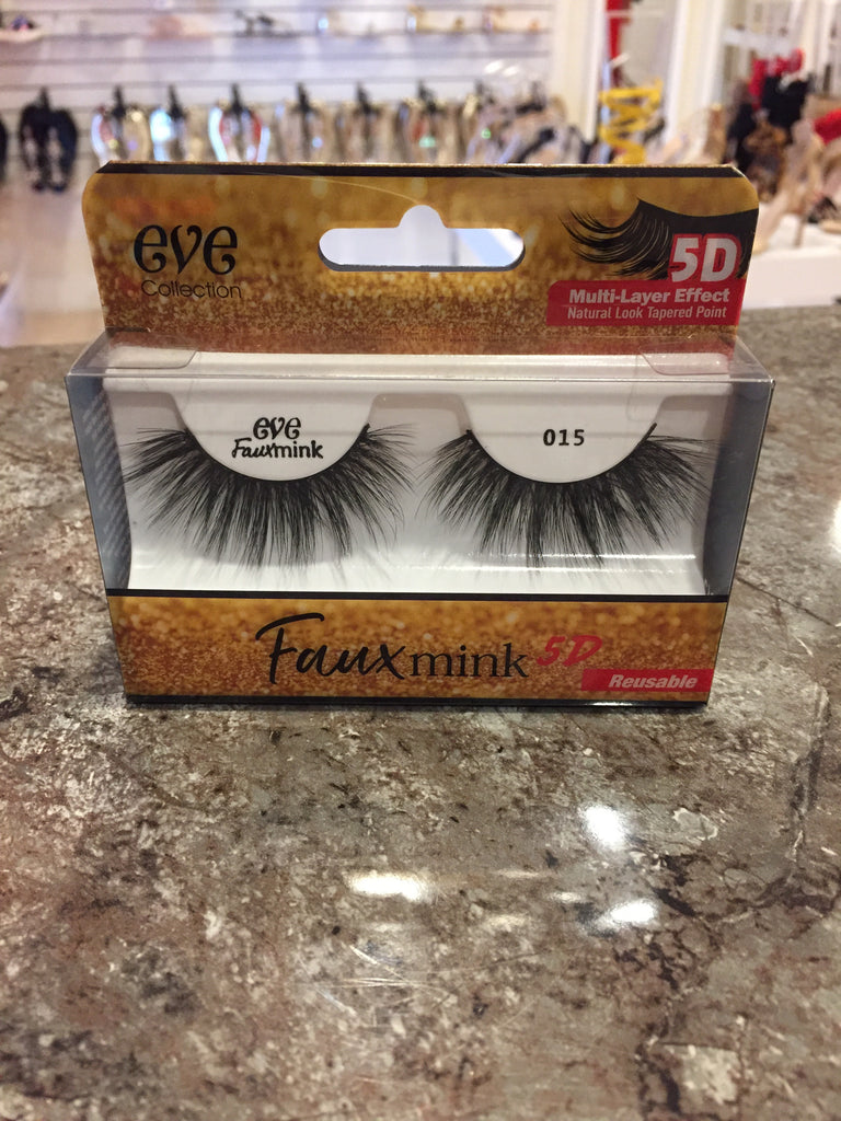Eve Collection Faux Mink Lashes 015