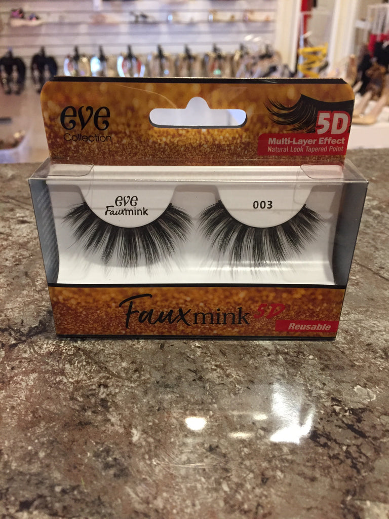 Eve Collection Faux Mink Lashes 003