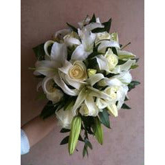 Copy of White Veil Bouquet