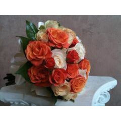 Orange Blush Bouquet