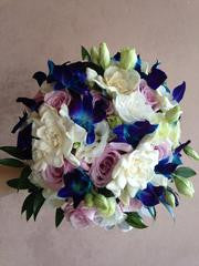 Lucsious Blue Bouquet