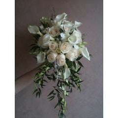 White Veil Bouquet