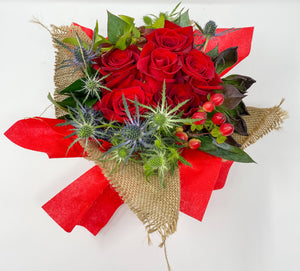 Red Love Centerpiece