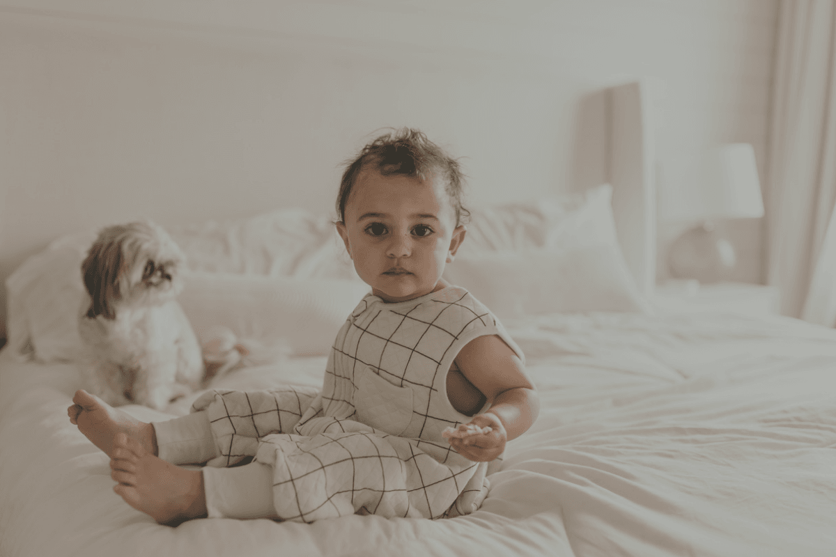 Why Your Baby Is Waking Up At Night
