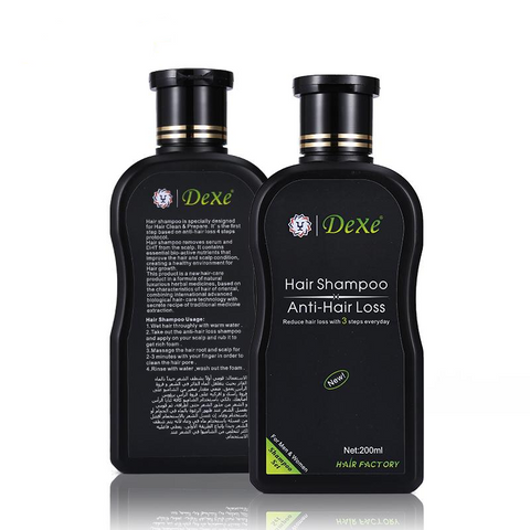 Anti-Hair Loss Herbal Shampoo