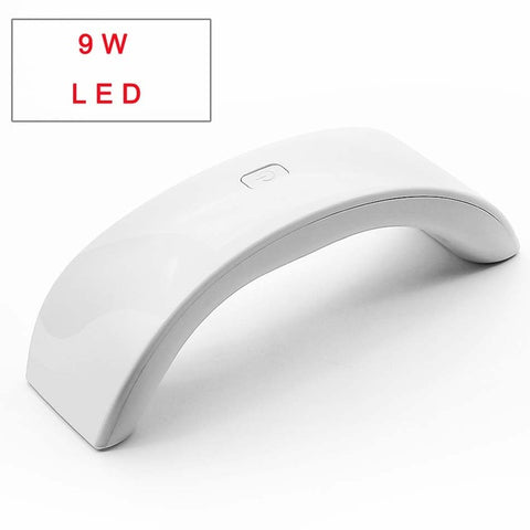 Polish Gel UV Curing LED Nail Dryer Lamp