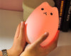 Image of Cute Kitty Baby Lamp