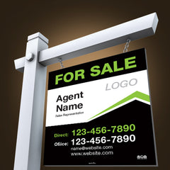 Real Estate Sign (For Sale)