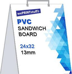 Sandwhich Board - PVC 24x32in