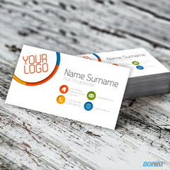 Business Cards - Economy