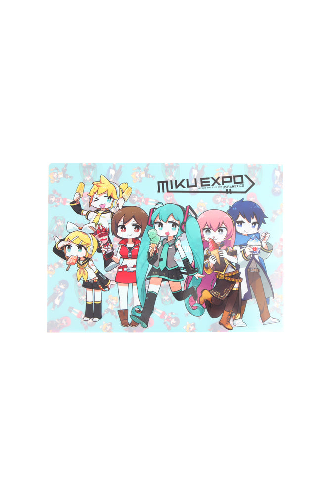 Hatsune Miku Miku File Folder