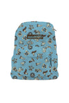 Hatsune Miku Patches Backpack Turquoise