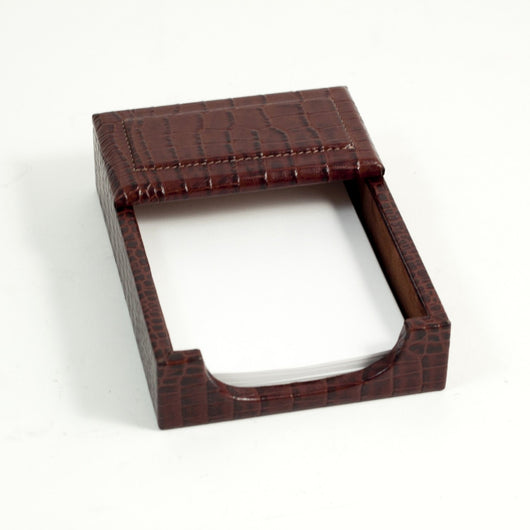 Memo Holder, Brown