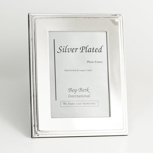 Silver Plated, T.P. 8