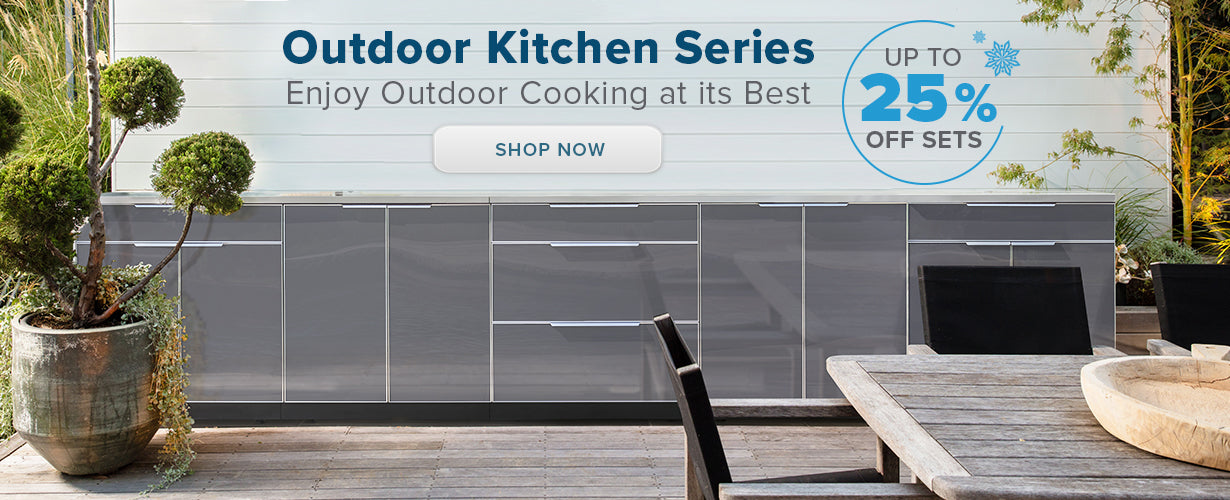 NewAge Products Outdoor Kitchen