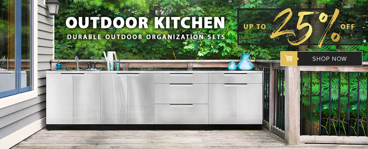 Outdoor Kitchen Deals & Sales