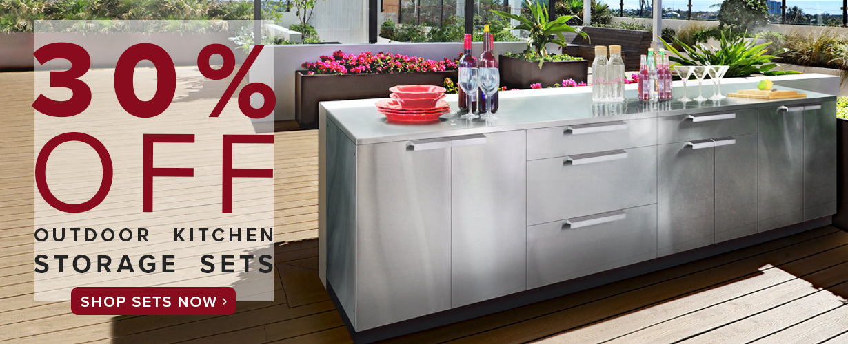 NewAge Products Deals & Sale Outdoor Kitchen Stainless Steel