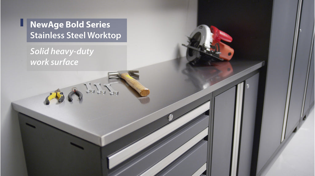 Bold 3.0 and Performance 2.0 Series Worktops