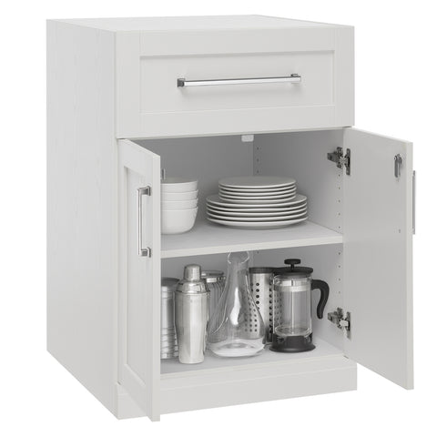 2-Door with Drawer Home Bar Cabinet