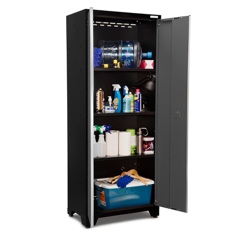 "Bold 3.0 Black 30"" Locker Shelves"