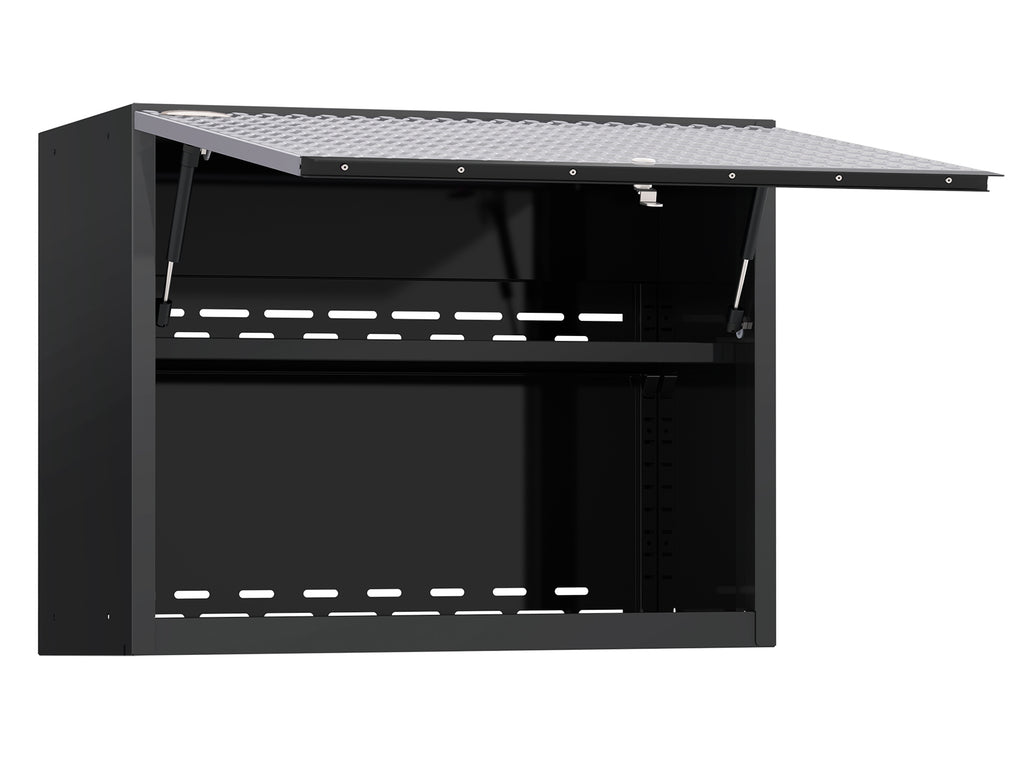 Performance Plus 2.0 DP Silver Wall Cabinet