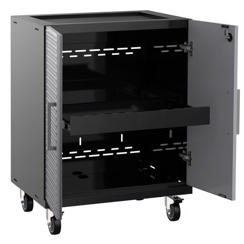 Performance Plus 2.0 DP Silver Base Cabinet