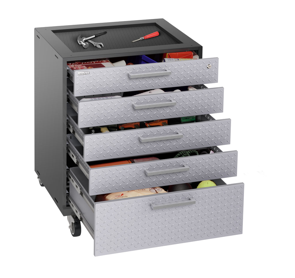 Performance Plus 2.0 DP Silver Tool Drawer