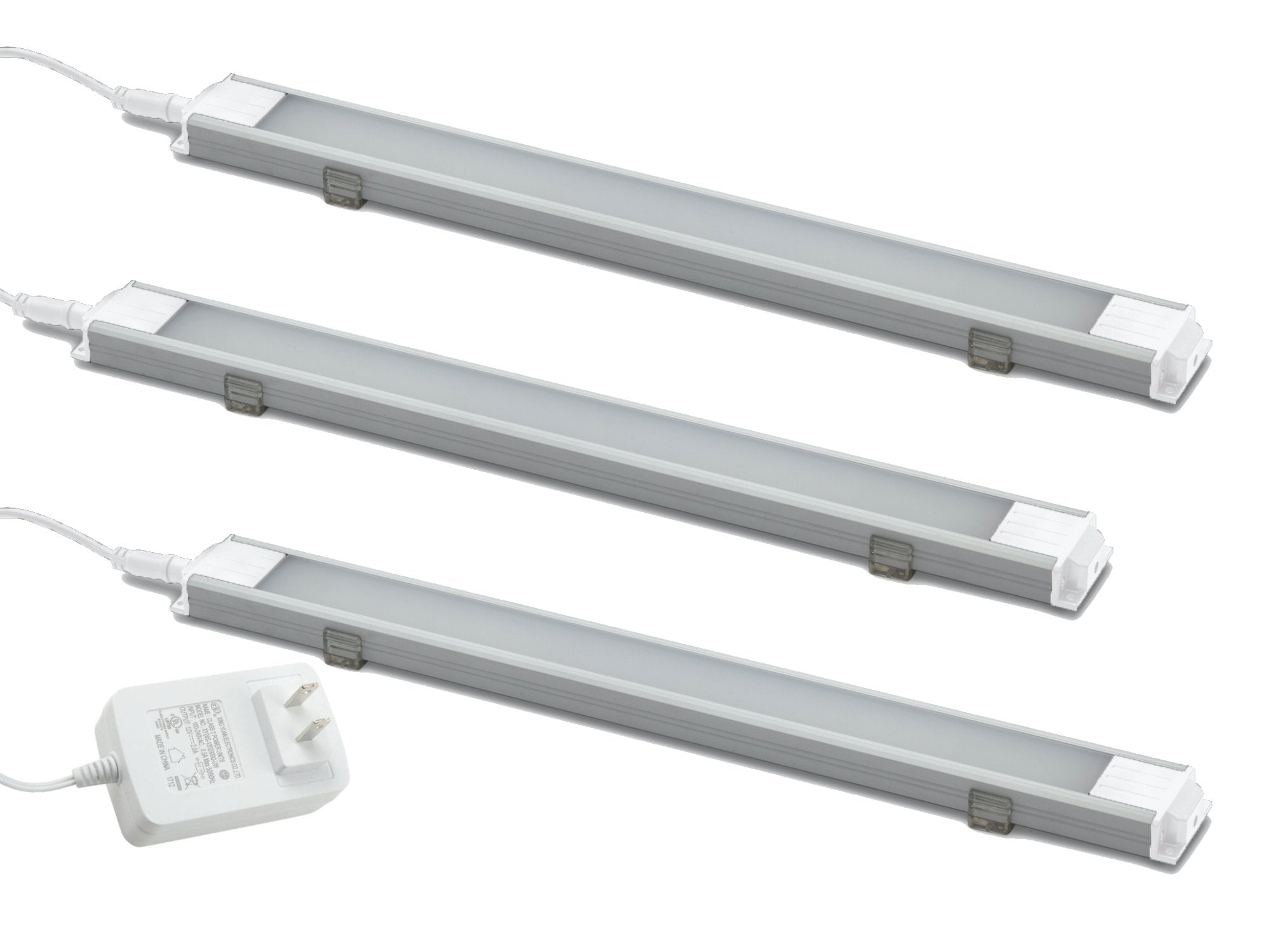 LED Display Lights (2 x Light Adapters, 1 x Light Extensions)