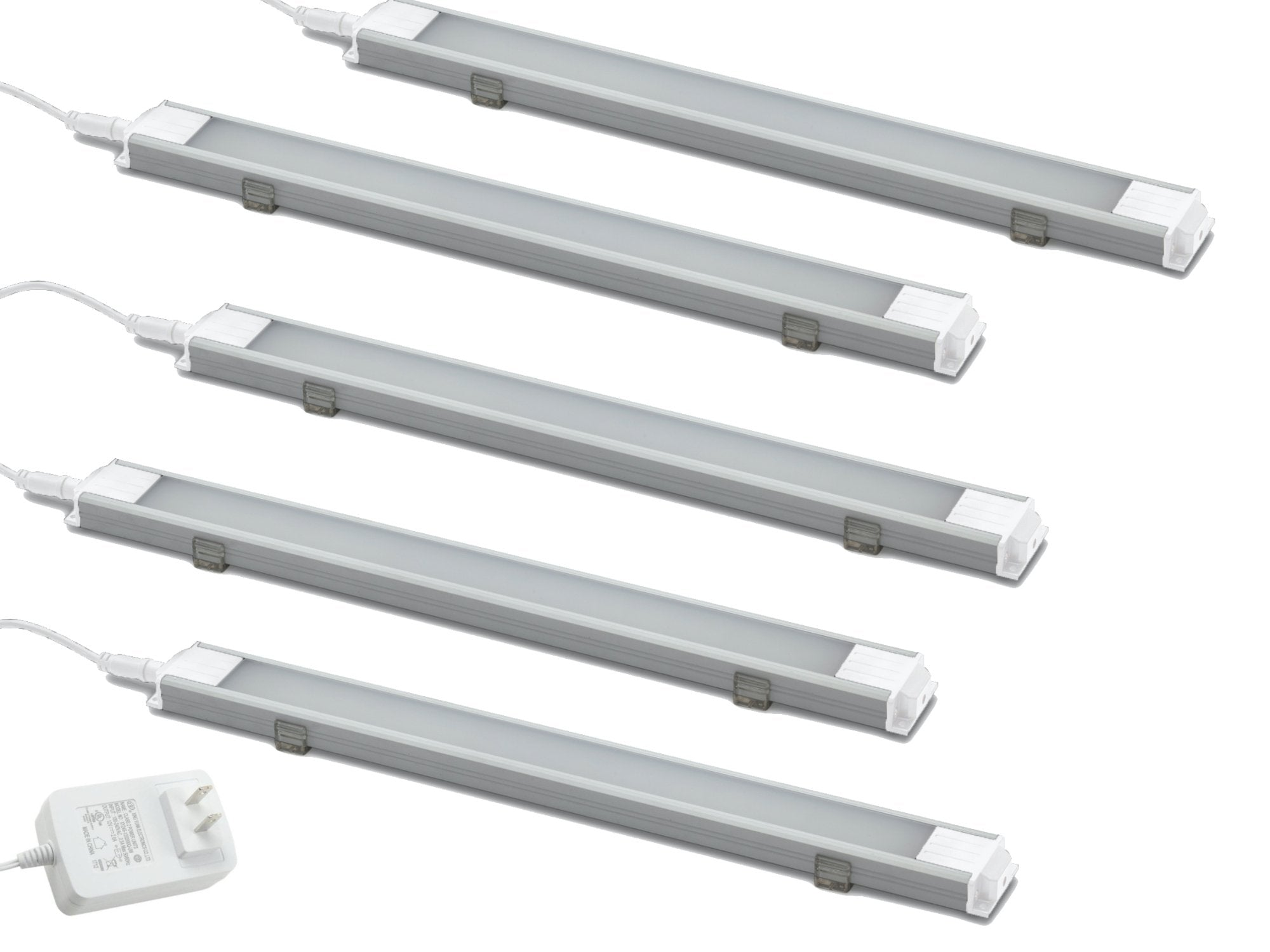 LED Display Lights (2 x Light Adapters, 3 x Light Extensions)