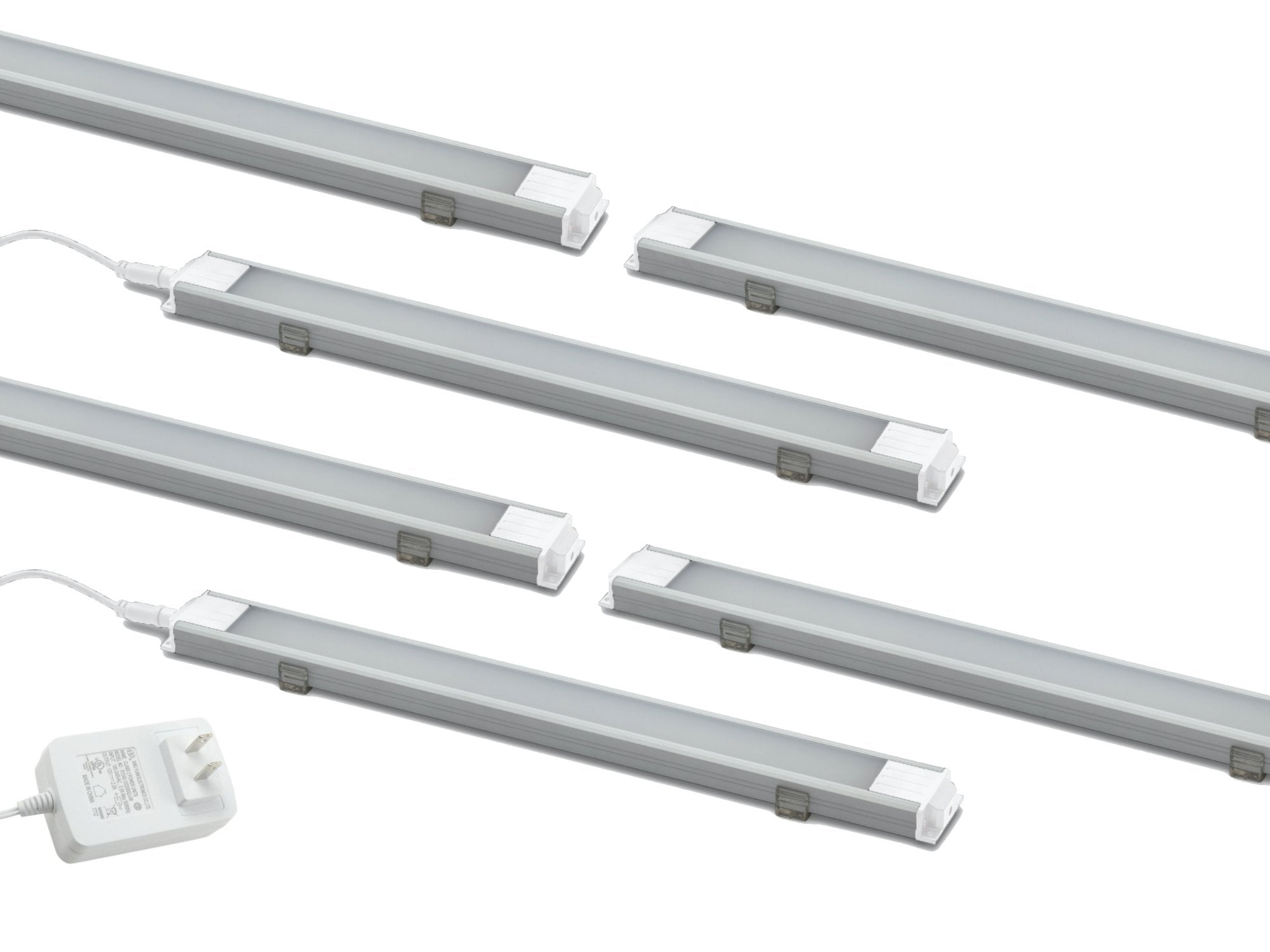 LED Display Lights (2 x Light Adapters, 4 x Light Extensions)