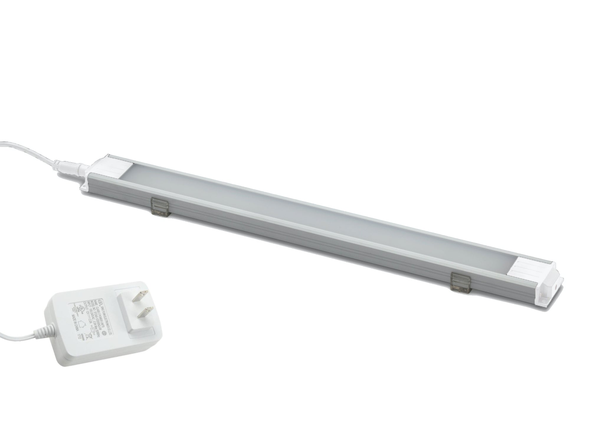 4000K LED Lights (1 x LED with Adapters, 1 x LED with Connector Cable)