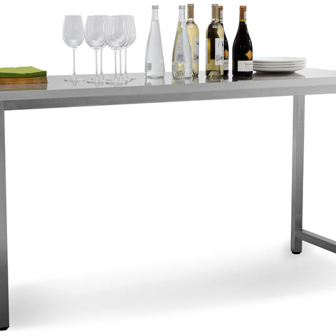 Newage Products Outdoor Kitchen Prep Table In Stainless Steel
