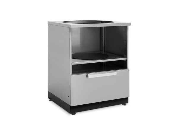 outdoor kitchen stainless steel cabinets. Outdoor Kitchen Stainless Steel Kamado Cabinet NewAge Products Insert Grill in