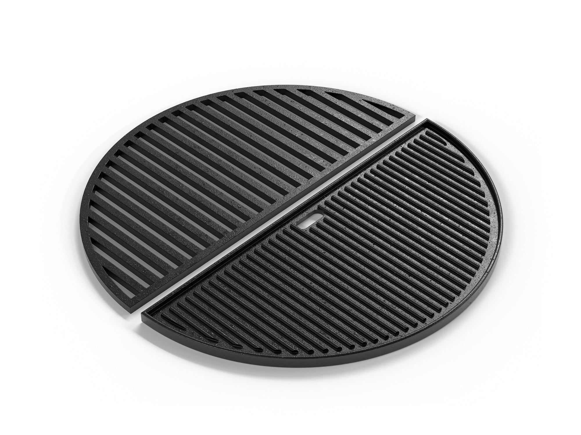 Outdoor Kitchen 19 in. Cast Iron Griddle
